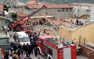 Massimiliano Scarabeo - Terremoto San Giuliano