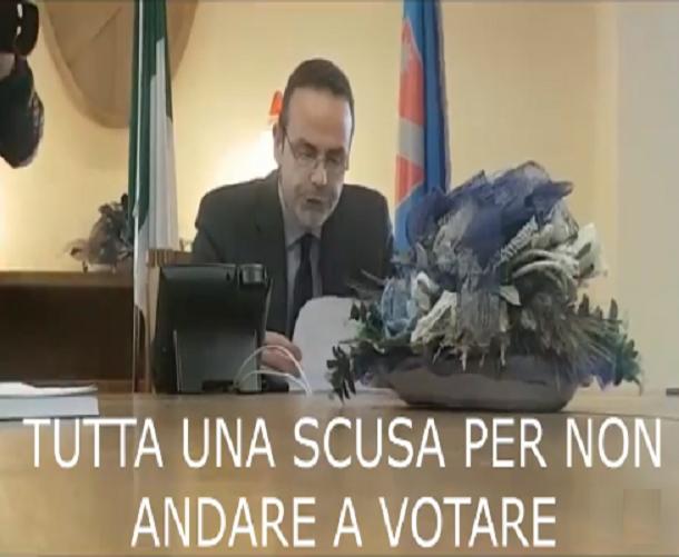 La modifica di un articolo della nuova legge elettorale regionale è l'ennesimo bluff di Frattura per non andare al voto il 4 marzo prossimo