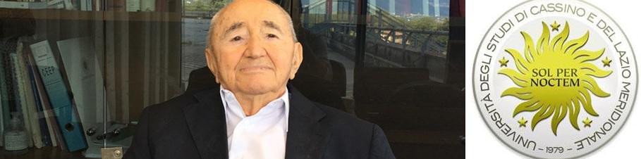 Cordoglio per la scomparsa del prof. Antonio Fusco