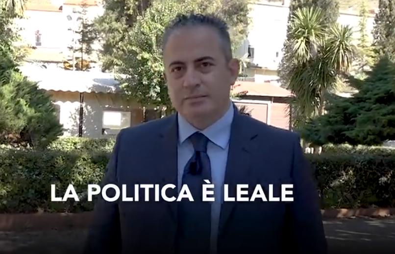 Leale, è il politico che sa chiederti scusa quando sbaglia. Aiutami a costruire un Molise #Leale e #Affidabile