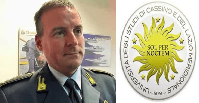 Con grande rammarico ho appreso della scomparsa del colonnello della Guardia di Finanza Massimiliano Giua.