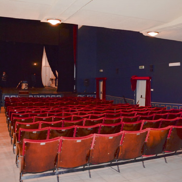 Agnone, un Teatro all'avanguardia ed innovativo!
