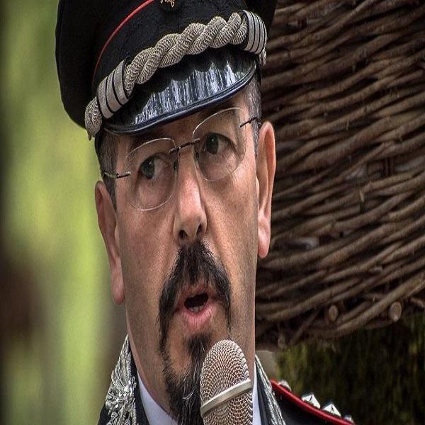 Nomina del colonnello Sammarone a direttore del PNALM. Congratulazioni per il prestigioso traguardo raggiunto.